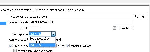 ConMet s podporou SSL